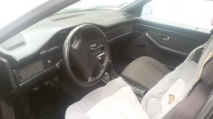 Audi 100 1989. Photo 5