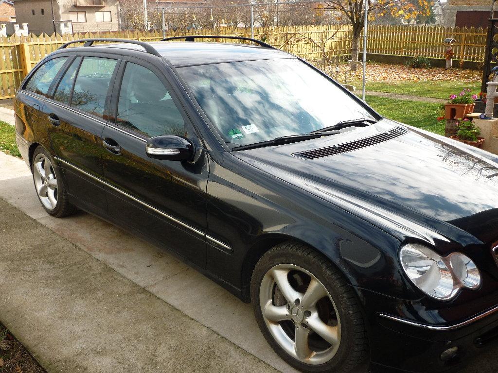 Mercedes-Benz 270 1.7 l. 2004 | 225000 km