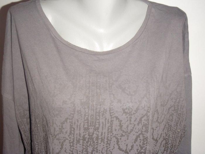 Majica OUTFIT 46 viskoza ramena 46 rukavi 42 grudi 65 duzina ledja 67. Photo 2