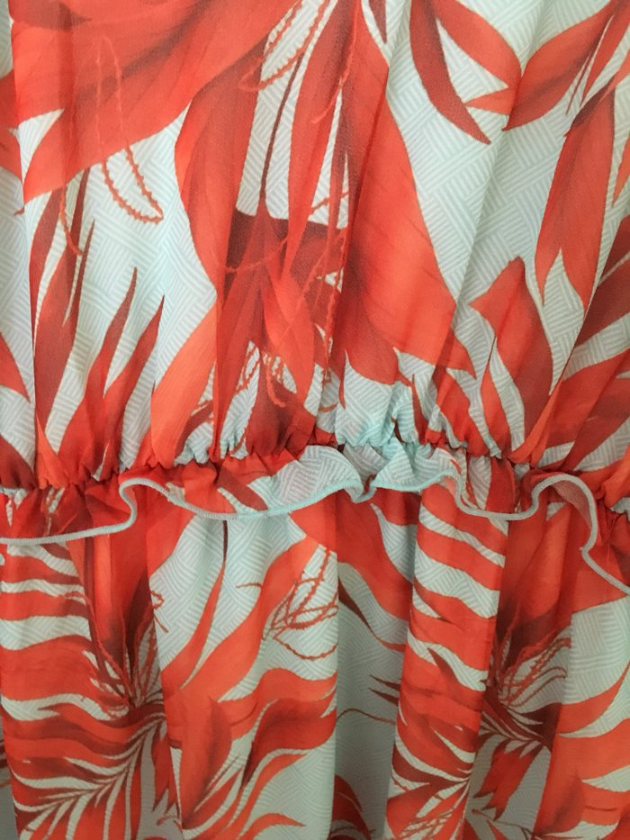 H&M μαξι φορεμα σε ανοιχτο βεραμαν με. Photo 2
