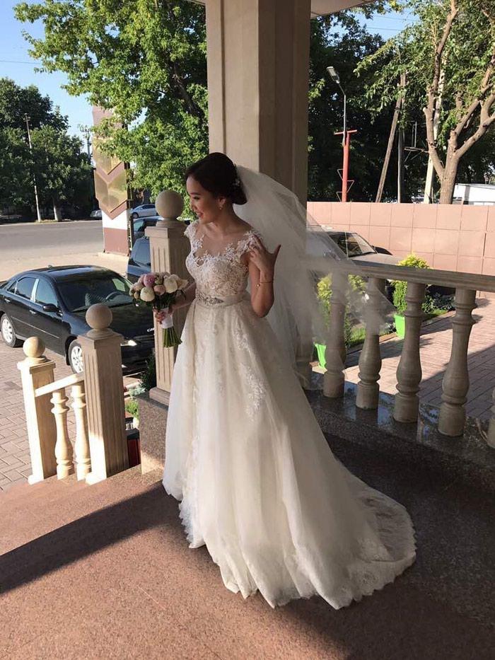 d4adf50b46d7e87 Продам свадебное платье La Sposa, носили 1, цена: 900 USD в ...