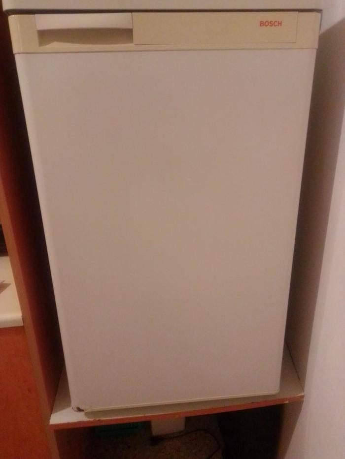 Μεταχειρισμένο Ενιαίος θάλαμος άσπρο refrigerator Bosch σε Kallithea