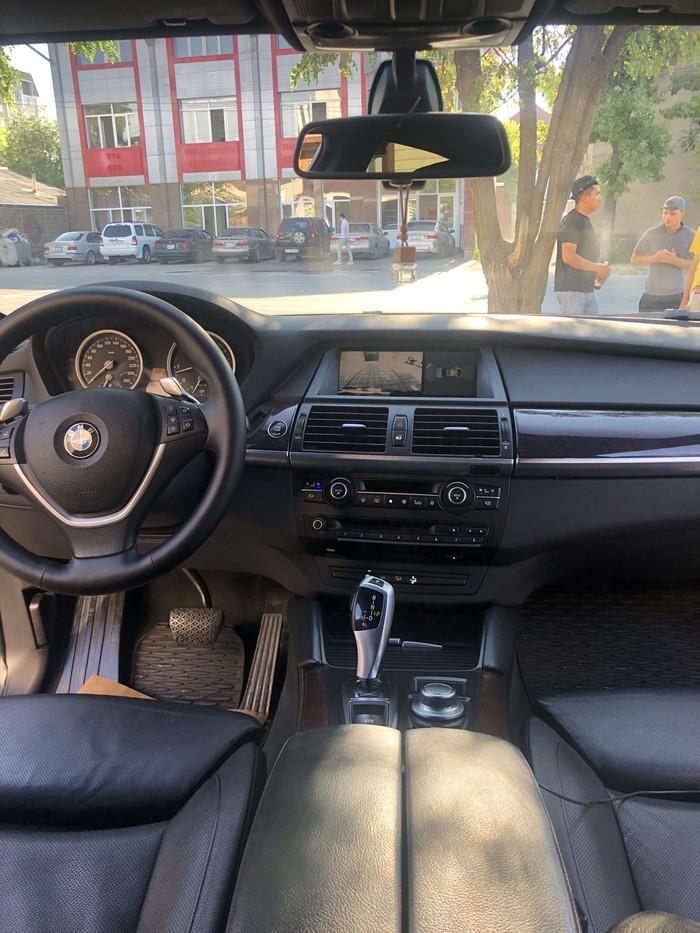 BMW X6 2009. Photo 6