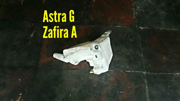 Opel Astra G və Zafira A Faraya Suvuran Baçok. Photo 0