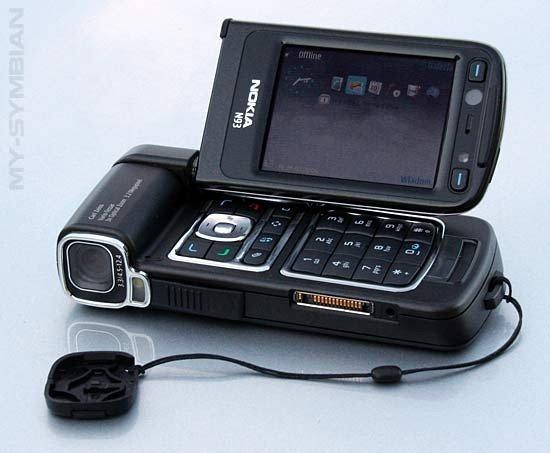 Nokia n 93. Photo 2