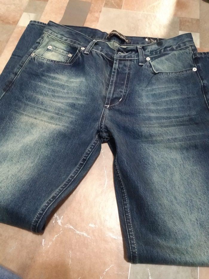 Новые джинсы турецкиеот emporio armani в Лебединовка
