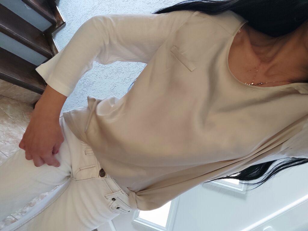 Ženske majice - Jagodina: Nude bluza,Suzanna,s/m