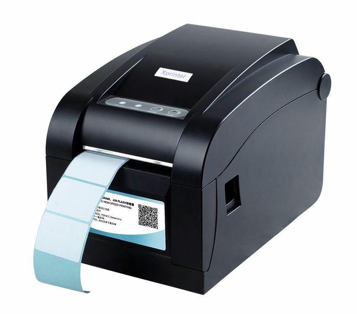 Barkod printer (Xprinter) Çox az işlənib