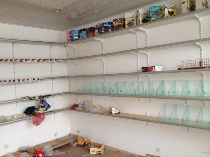 Sumqayıt şəhərində Suse vitrinler 30 eded konfet ucun