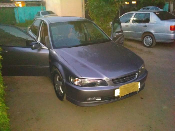 Honda Accord 1999. Photo 0