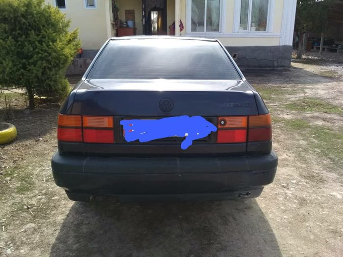 Volkswagen Vento 1993. Photo 1