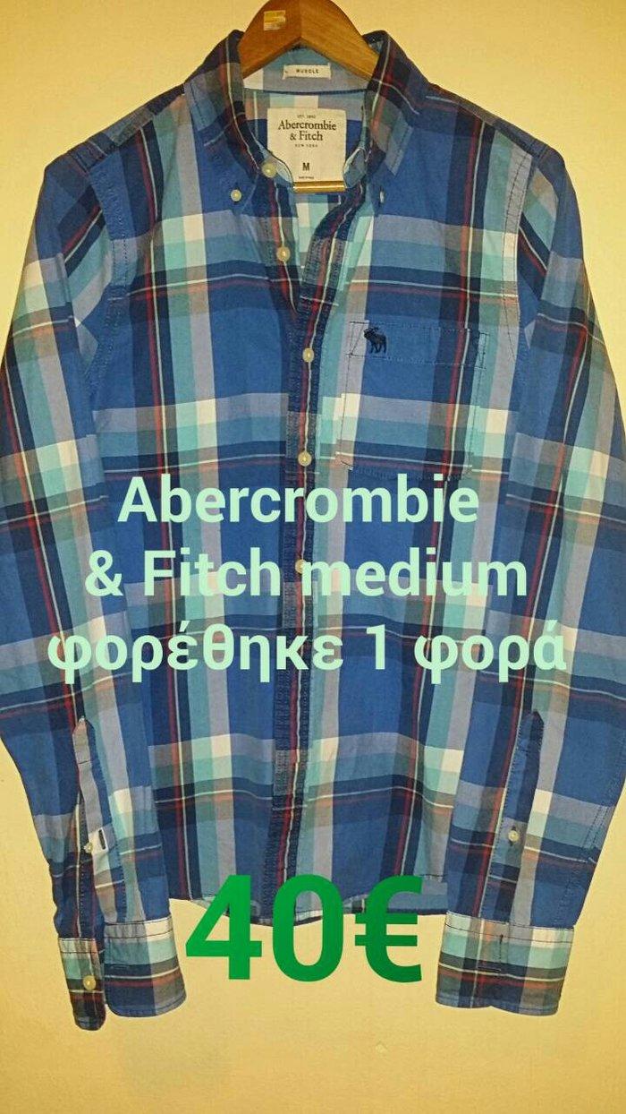 ee1ca7ce240d Abercrombie   Fitch πουκάμισο. Μόνο από Αθήνα για έλεγχο. for 40 EUR ...