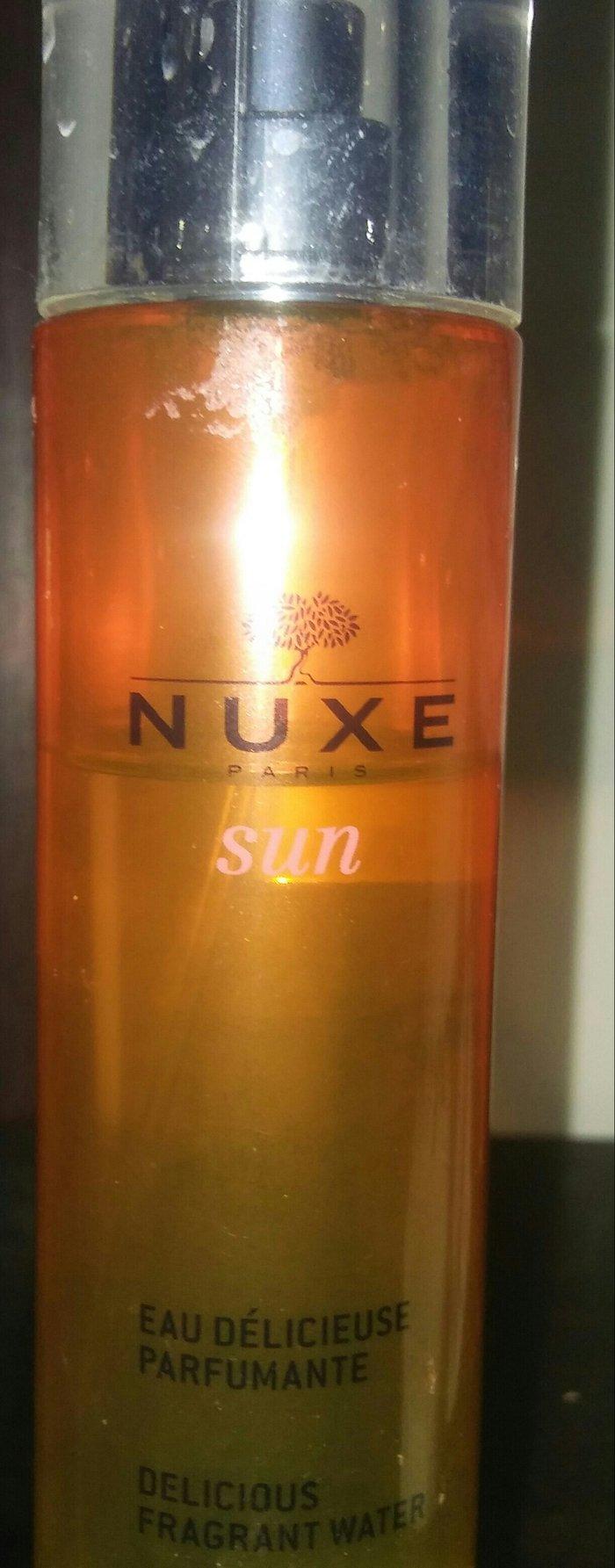Nuxe. sun mist . ιδανικο για καλοκαιρι. Photo 4