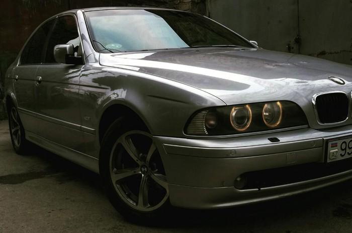 BMW 520 2001. Photo 2