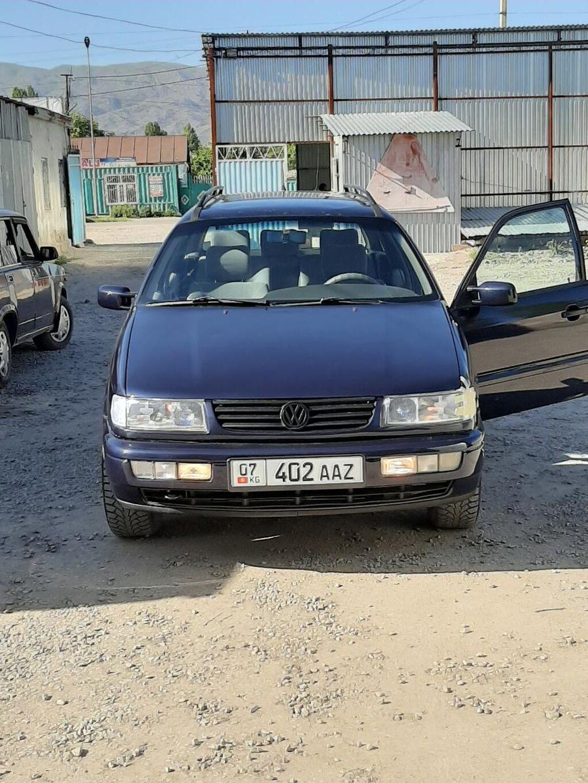 Volkswagen Passat 1.8 л. 1994
