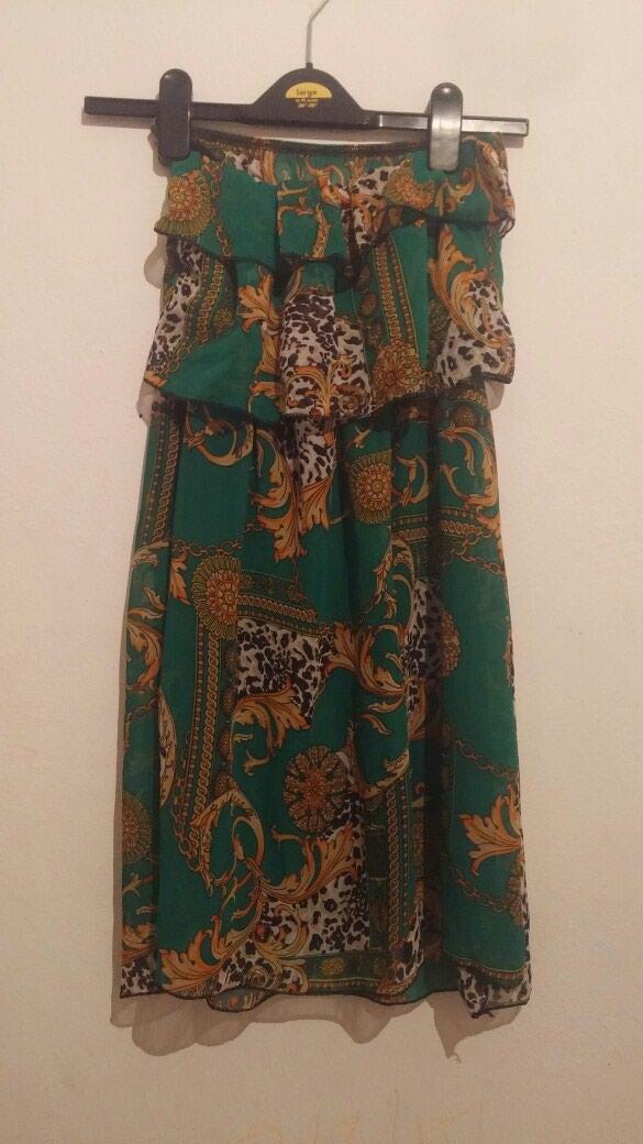 Φορεμα τυπου Gucci στραπλες Size  S-m καινούριο in Χερσόνησος  Άλλα ... 64d3080ba38