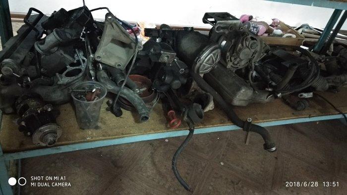 Запчасти на BMW E36 M40 1.8 Есть все по мотору. в Бишкек
