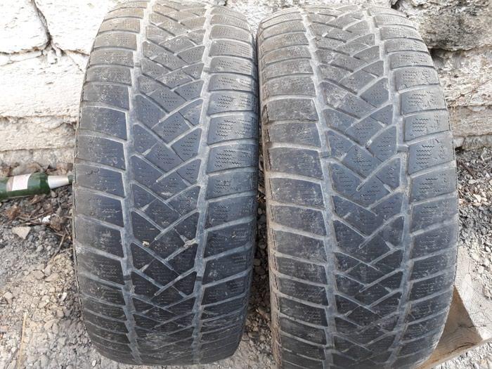 Dunlop 235 55 17.tekeri satilir. ikisi 60 manat.. Photo 1