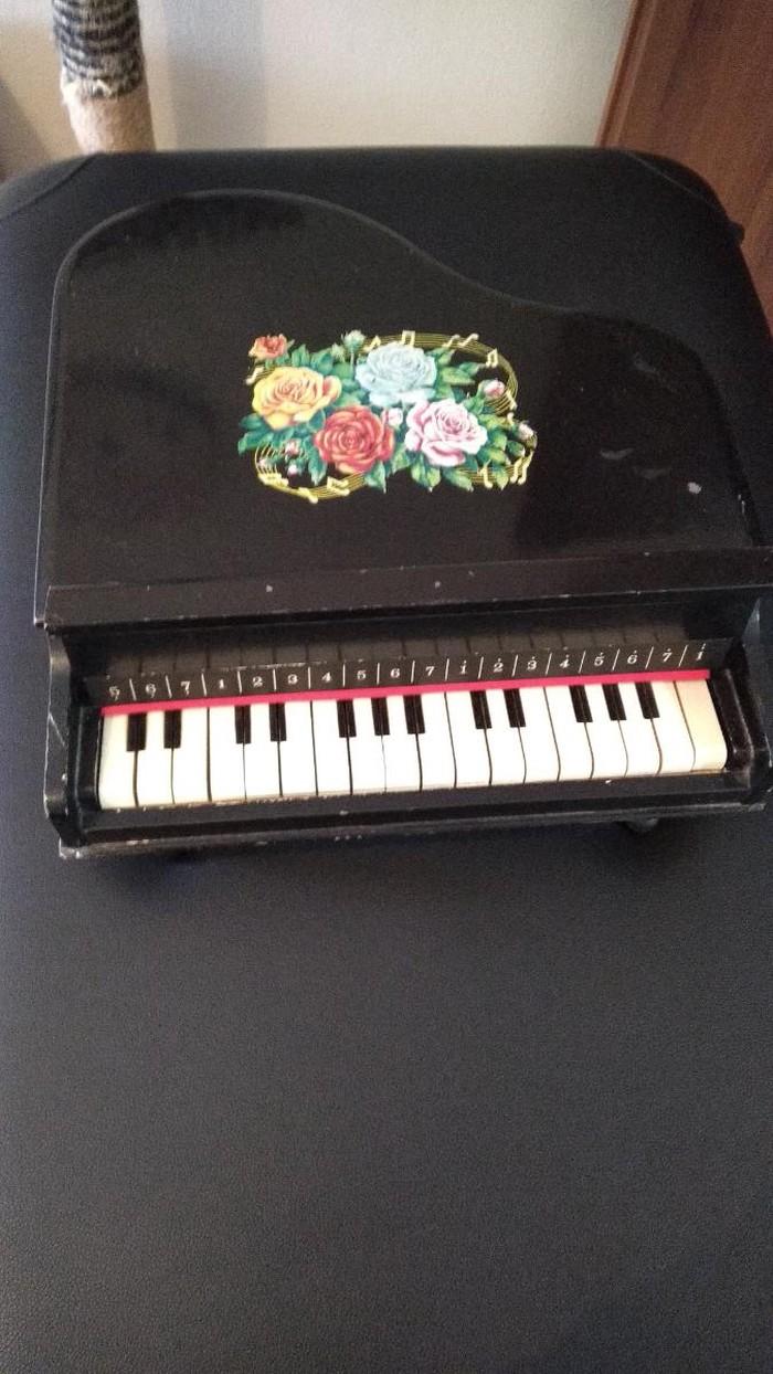 Πιάνο φόρτε μίνι αντίκα