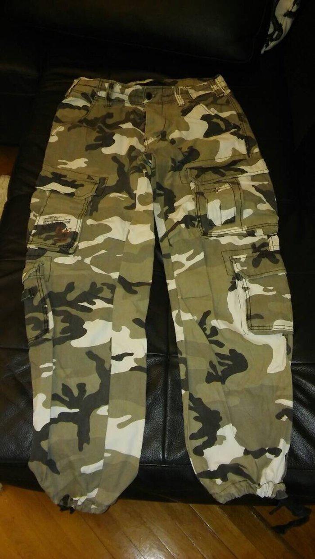 Surplus pantalone, nemacke vojne pantalone. - Nis