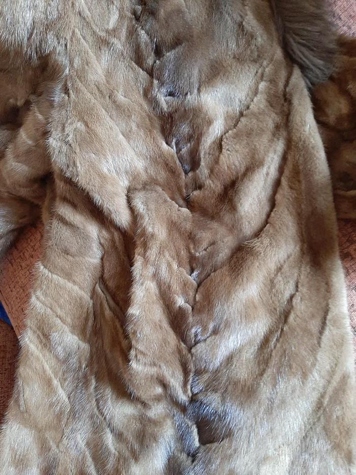 Продаю зимнюю норковую шубу 48-52 размера. Photo 5