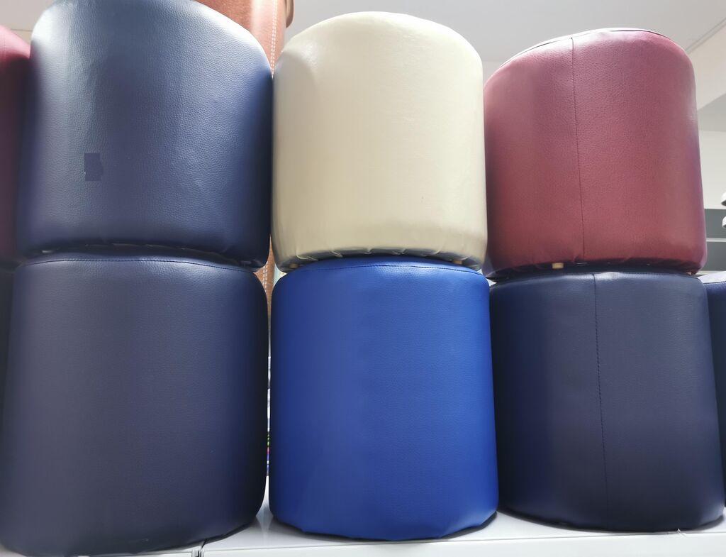 Tabure okrugli-vise boja