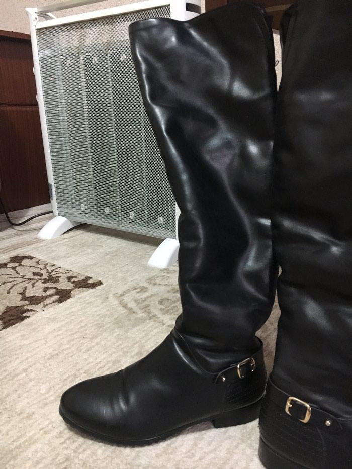 1c76f0fd0 Зимние сапоги новые - Договорная в Бишкеке: Женские сапоги на lalafo.kg