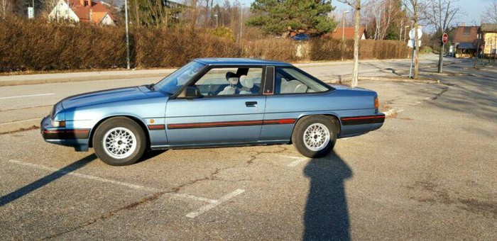 Mazda 929 1987. Photo 0