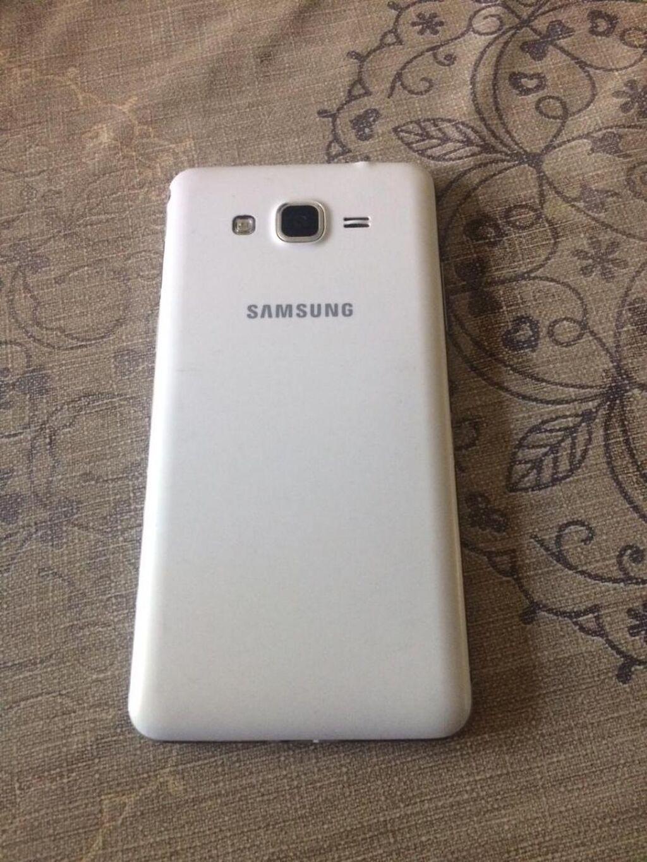 İşlənmiş Samsung Galaxy Grand 8 GB ağ