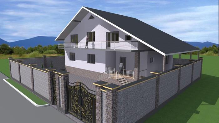 Продажа Дома от собственника: 260 кв. м., 6 комнат. Photo 0