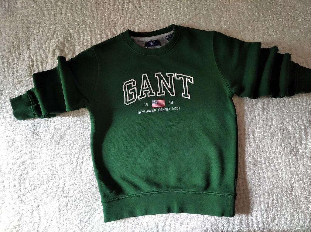 Gant φούτερ άριστη ποιότητα και κατάσταση για παιδάκι 6-6μιση ετων