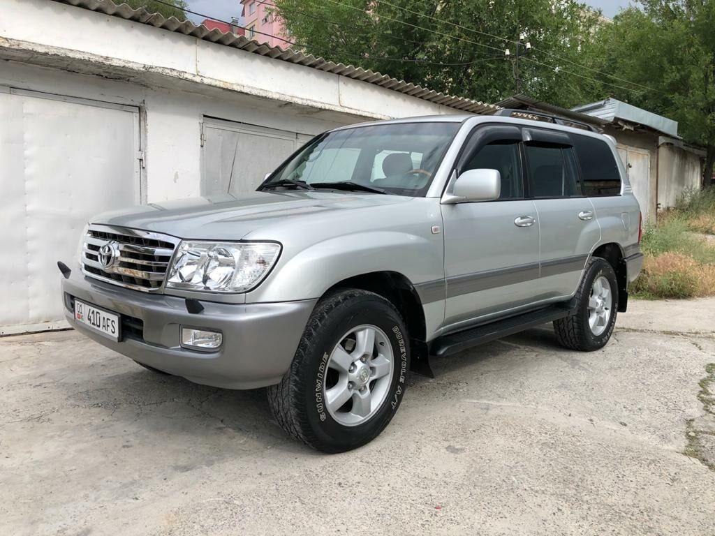 Toyota Land Cruiser 4.2 л. 2006 | 140000 км