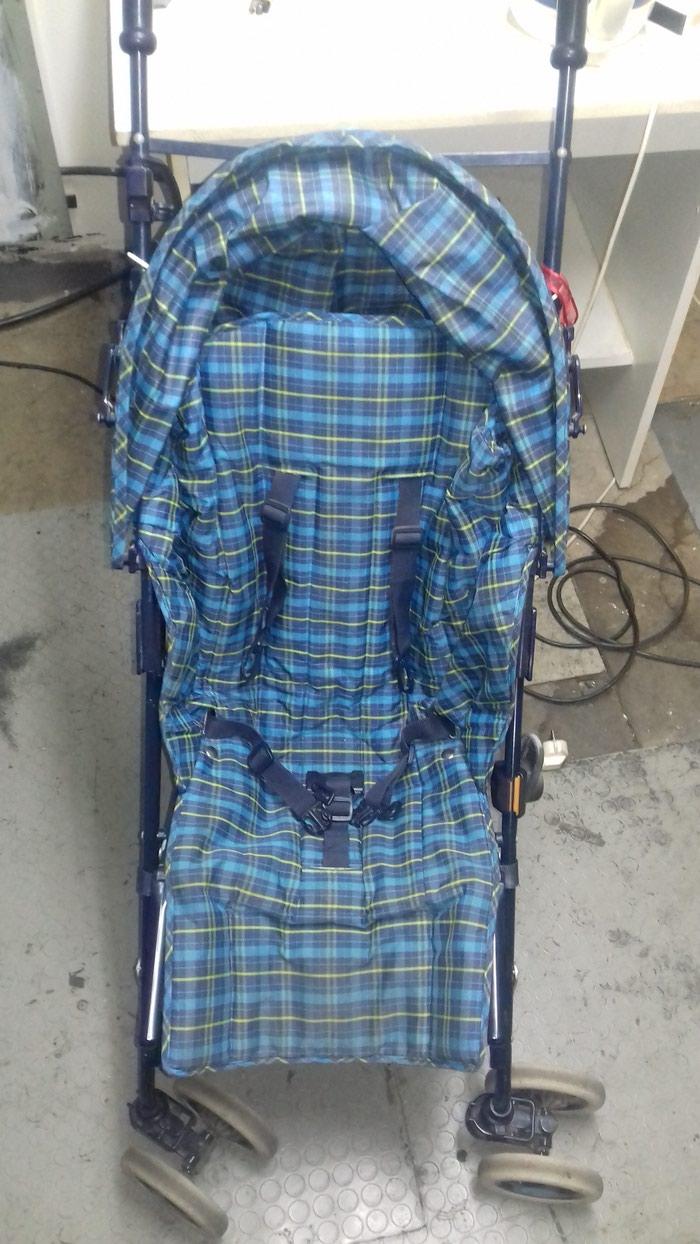 Παιδικο καροτσι mothercare καλη κατασταση ελεγχος δεκτος. Photo 3
