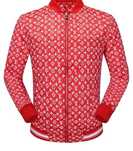 LV JACKET FORMENS (collection 2017).To προϊόν είναι stock. Photo 0