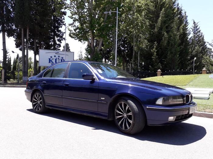 BMW 528 1996. Photo 4