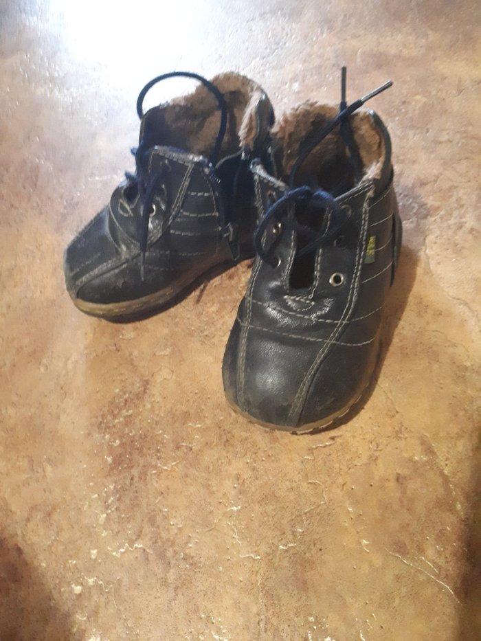 продаю деми ботинки. натуральная кожа. внутри искусственный тонкий мех,  цена  200 KGS ... 6d52deb8fa3