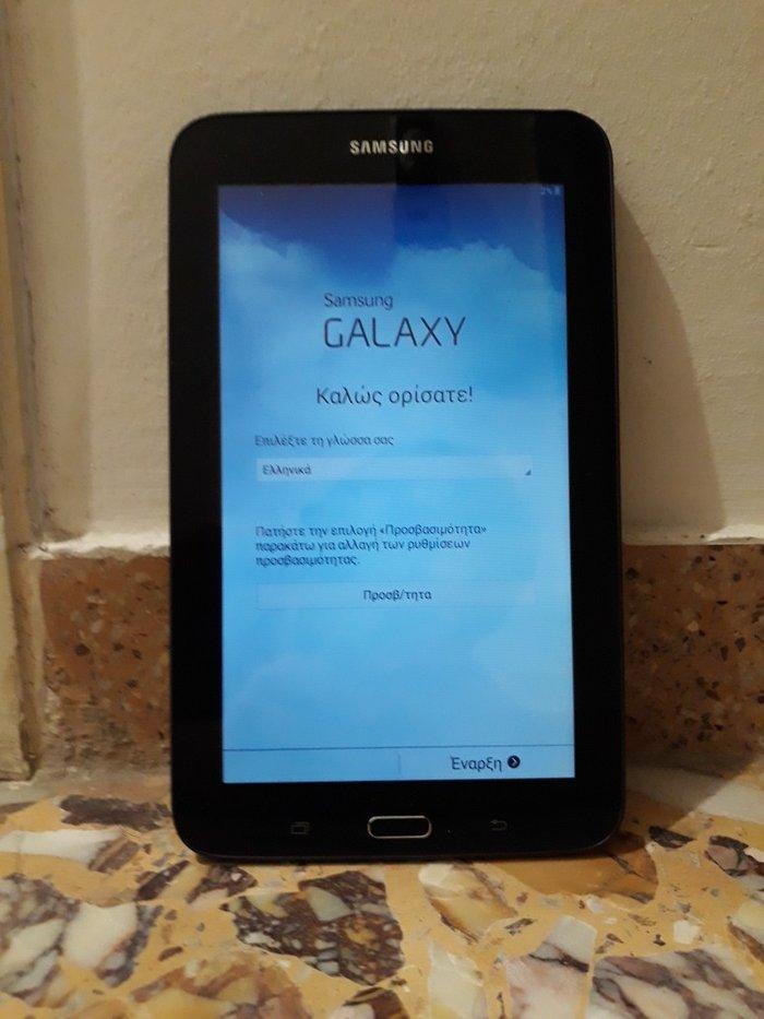 Samsung galaxy tab 3 SM-T113. Photo 0