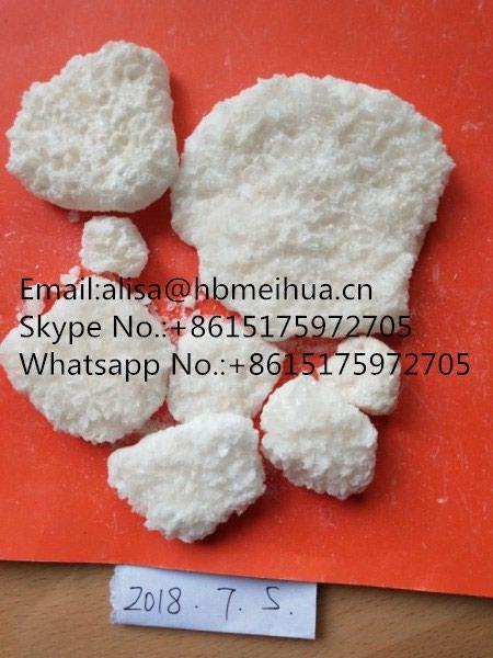 Good 4Cl-PVP,4C-PVP,4clpvp,mpvp,apvp crystal alisa@hbmeihua.cn. Photo 4