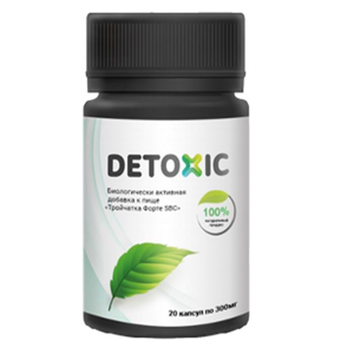 Detoxic tərkibi: