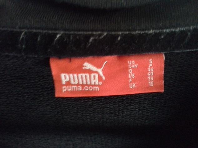 Ζακετα μαυρη puma μεγεθος S.. Photo 3