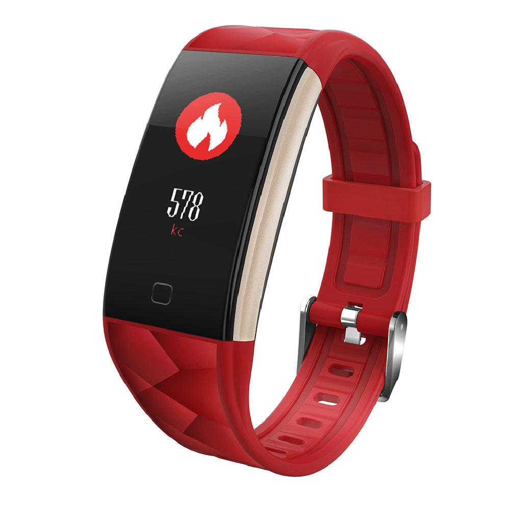 T20 Smart Watch Bracelet Red