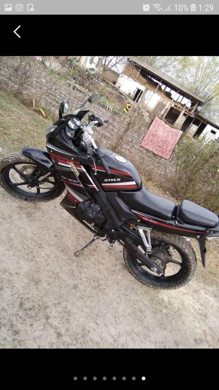 Продаю мотоцикл срочно + каска перчатки . Photo 5