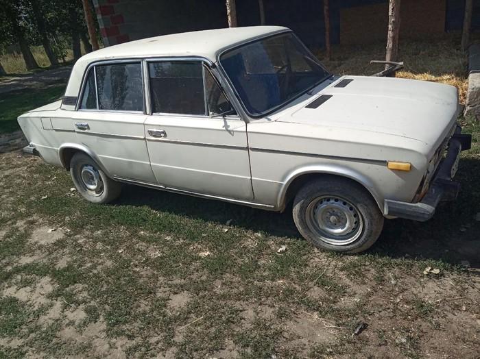 ВАЗ (ЛАДА) 2106 1989. Photo 1