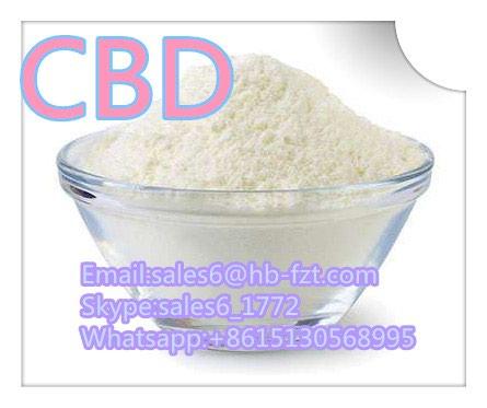 High purity Chinese CBD white powder,high quality and best price. Photo 2