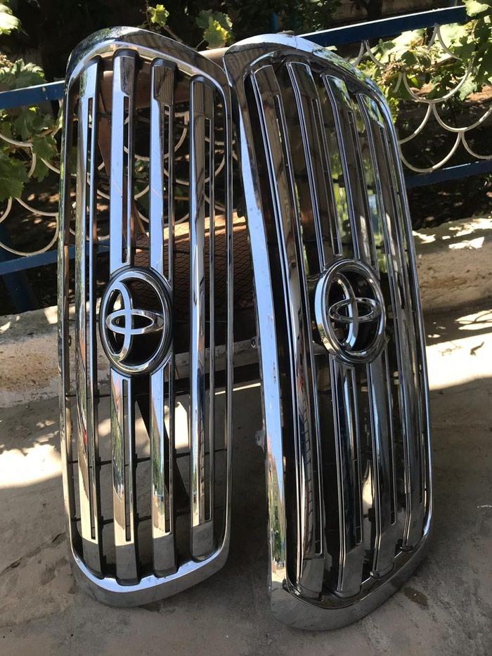 Land Cruiser 200. 2012. radiator barmagligi, zavadskoy. 2 eded var. . Photo 0