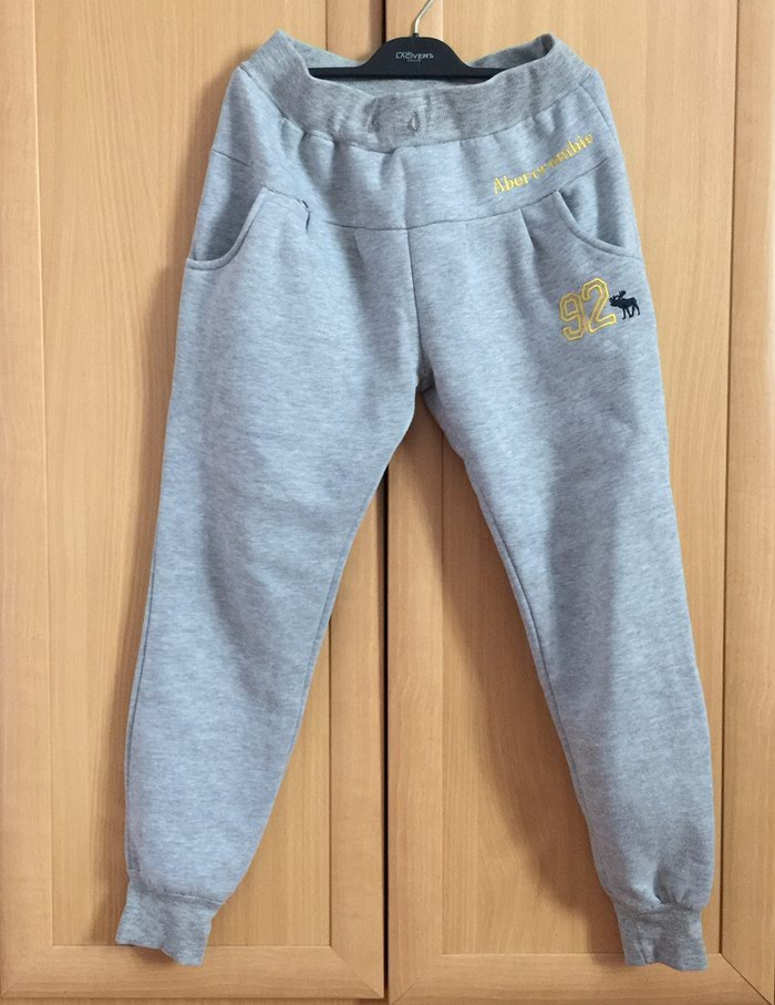 acdebc42 Abercrombie+fitch оригинал спортивные брюки , цена: Договорная в ...