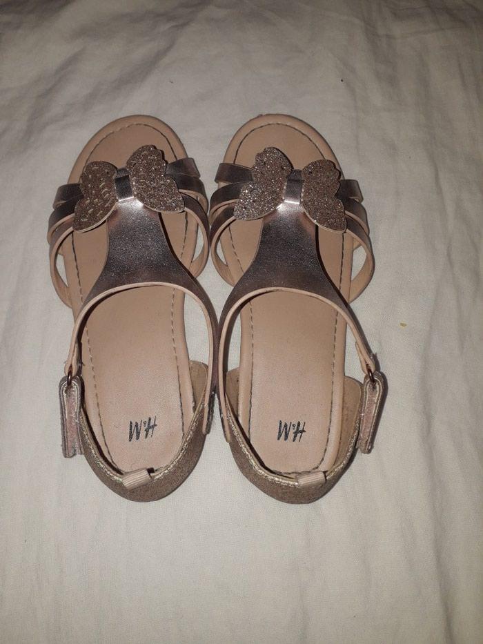 H&M sandalice za devojcicu, broj 32.. Photo 2
