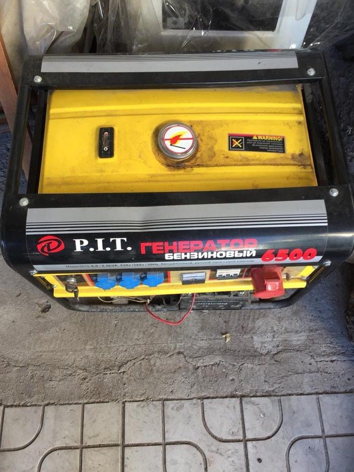 Генератор бензиновый pit 6500 краснодар сварочный аппарат