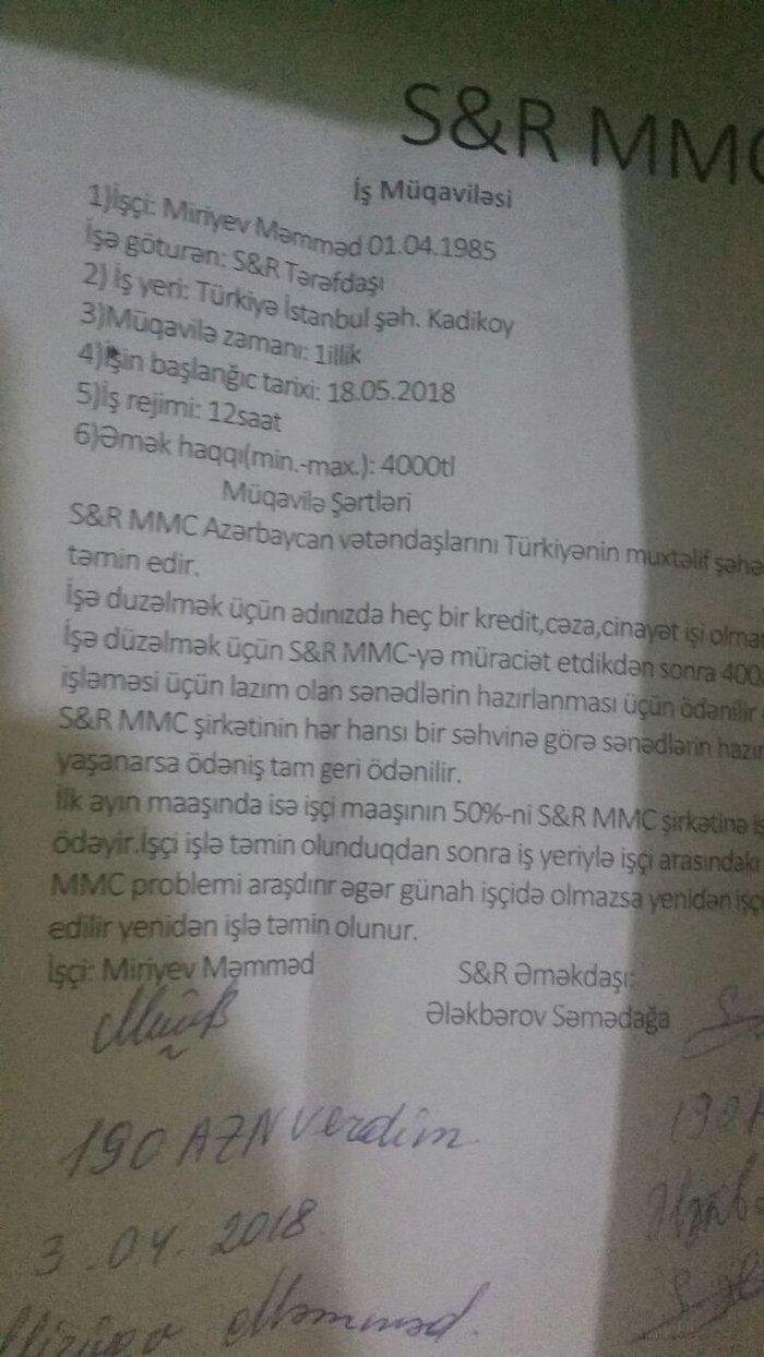 Bakı şəhərində Turkiyenin Kibris bolgesinde yeni acilan hotel ucun isciler lazimdir