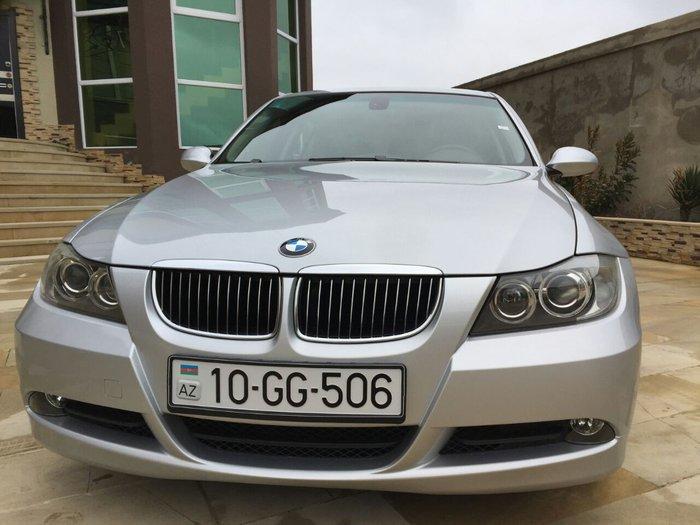 Bakı şəhərində BMW 323 2006
